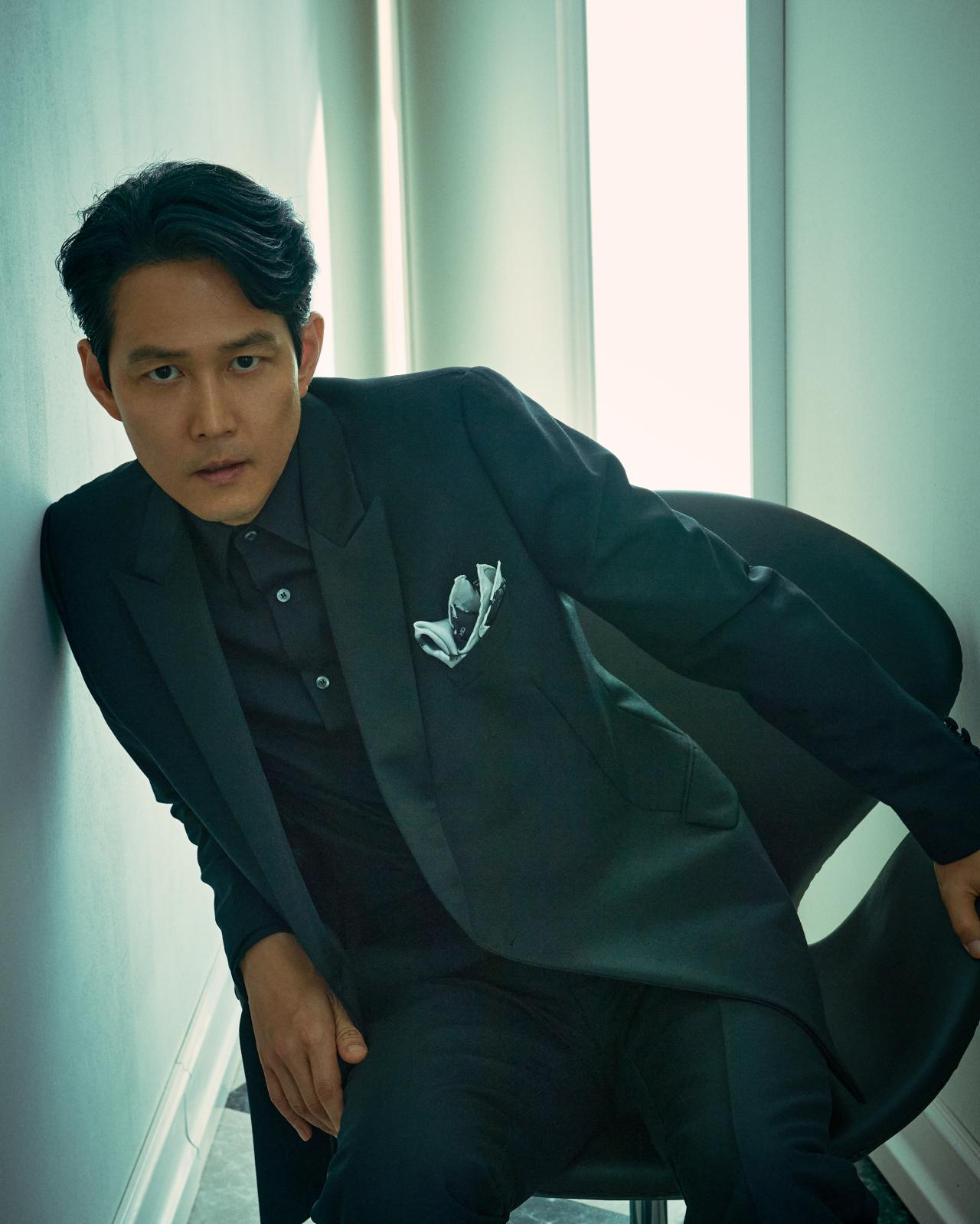 Actor Lee Jung-jae (Netflix)