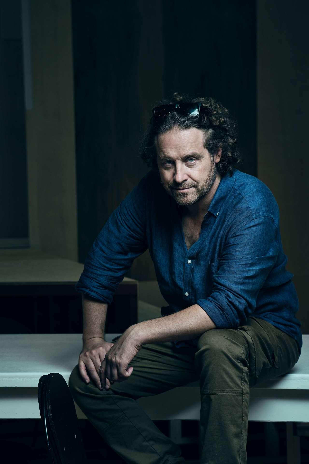 Stage director Arnaud Bernard (KNO)