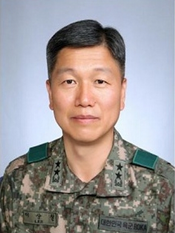 his photo released by the Ministry of National Defense on Oct. 14, 2021, shows Maj. Gen Lee Sang-chul. (PHOTO NOT FOR SALE) (Yonhap)