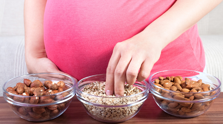 임신 원한다면 먹고 있는 음식을 바꿔라