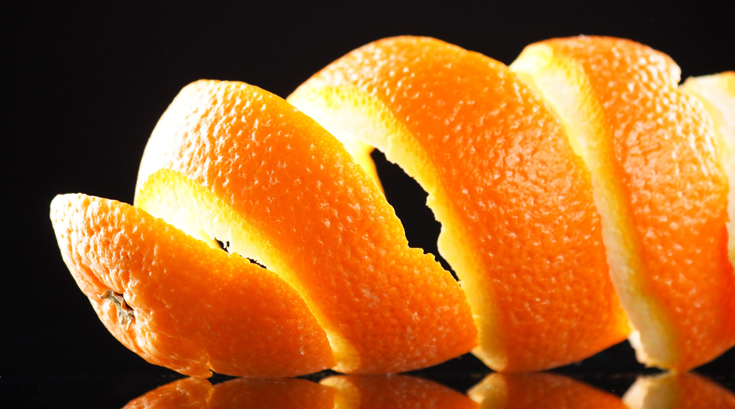 [푸드카드] 과일껍질, 유해 걱정없는 천연세제로 굿