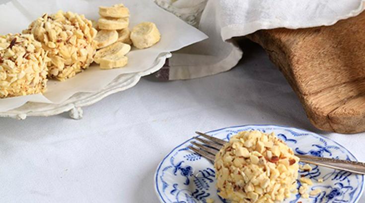 바나나와 견과류가 만나 바삭바삭…'바나나칩 크런치' 만들기