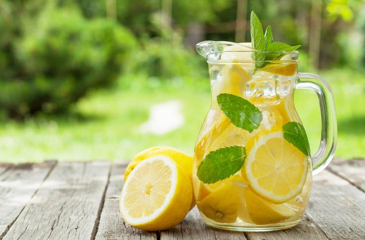 레몬워터를 2주간 마시면 생기는 일