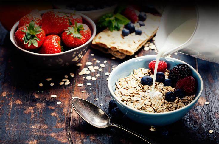'곡물의 왕' 귀리 , 다이어트 효과 확인