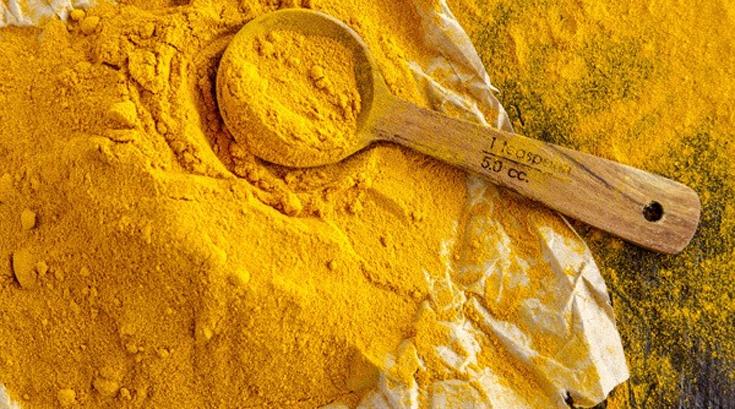건강한 황금가루 강황, 다양한 활용법