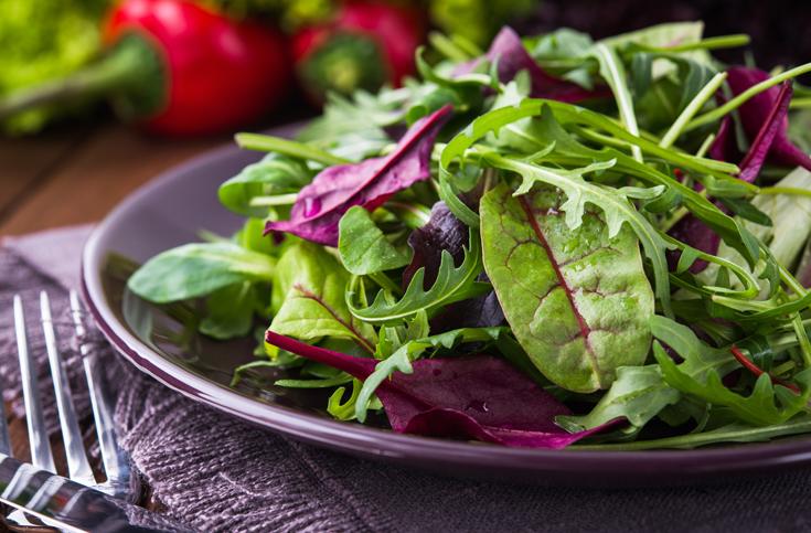 채식하면 생기는 기분좋은 몸의 변화들