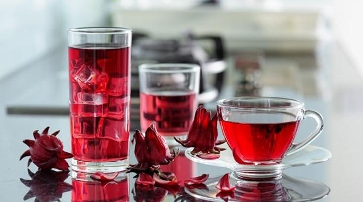'다이어트 茶'로 스포트라이트 받는 히비스커스는?
