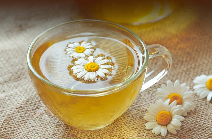 추워진 날씨, 카모마일 차 한 잔이 좋은 이유