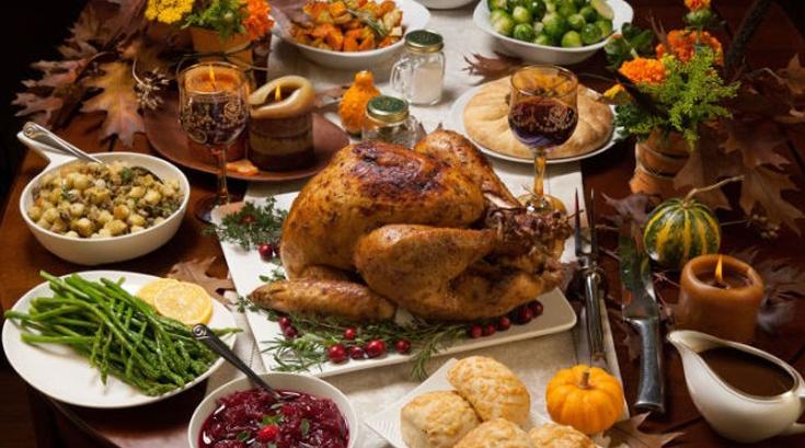 미국의 추석, '땡스기빙데이'때 빠지지 않는 음식들은?