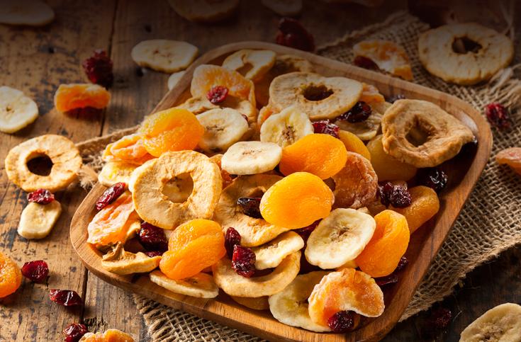 '잠자는' 과일ㆍ채소, 말리면 쓰임새 많아요