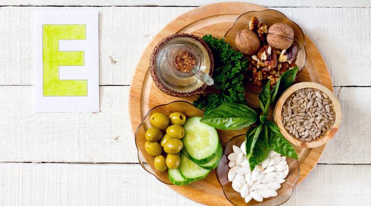 강력한 항산화제 비타민E, 어디에 얼마나 들어있나?