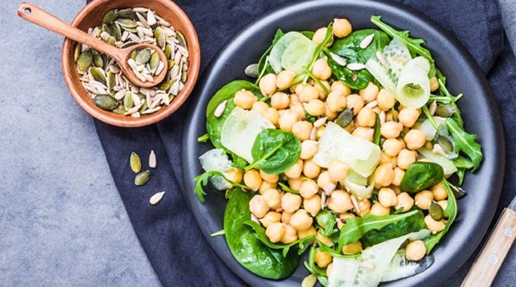 면역력 높이는 채식 식단의 8가지 규칙