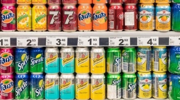 '다이어트 소다' 맘놓고 마시면 몸에서 벌어지는 일