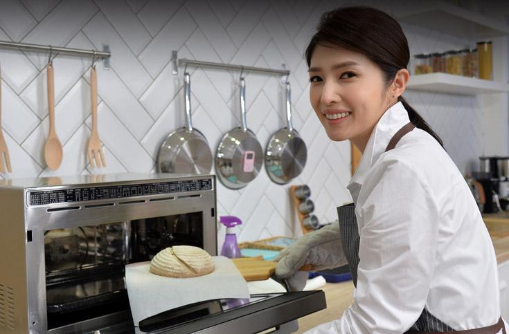 """""""밥보다 더 건강한 빵을 만들고 싶었어요"""", '효모빵'에 푹빠진 김경란 아나운서"""