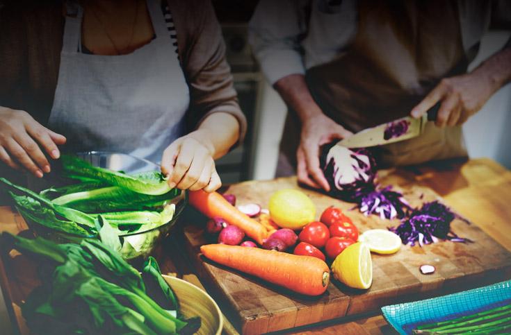 '비건'과는 다르다…'자연식물식'을 해야 하는 이유