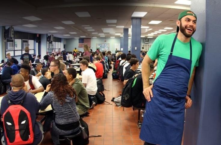 미슐랭 스타 셰프가 학교 급식소로 간 이유는?