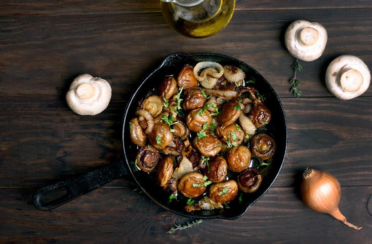 버섯, 종류별 최고의 조리법은?