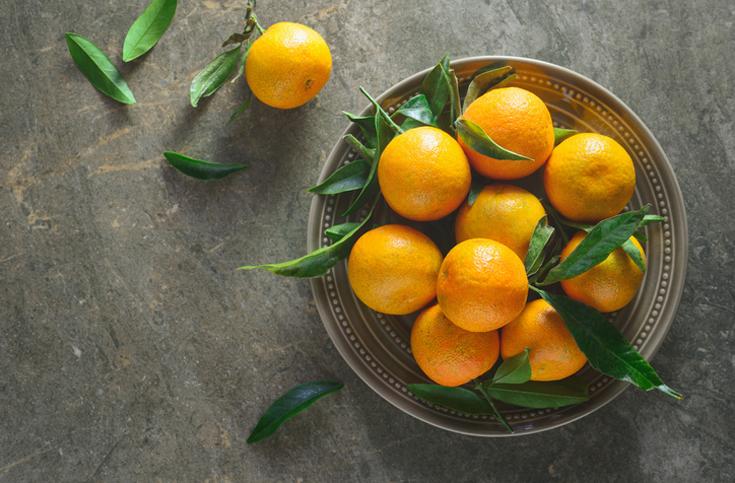 본격적인 감귤의 계절…감귤을 먹으면 뭐가 좋을까?