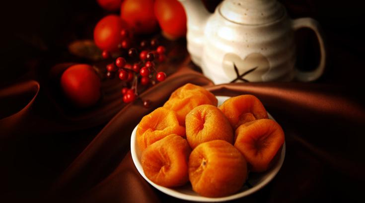 일본식 곶감 '호시가키' 美서 인기