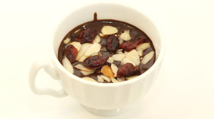 <110>식물성 단백질로 만든 카카오 푸딩