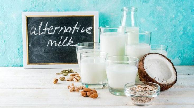 '우유 아닌 우유'가 많아진다