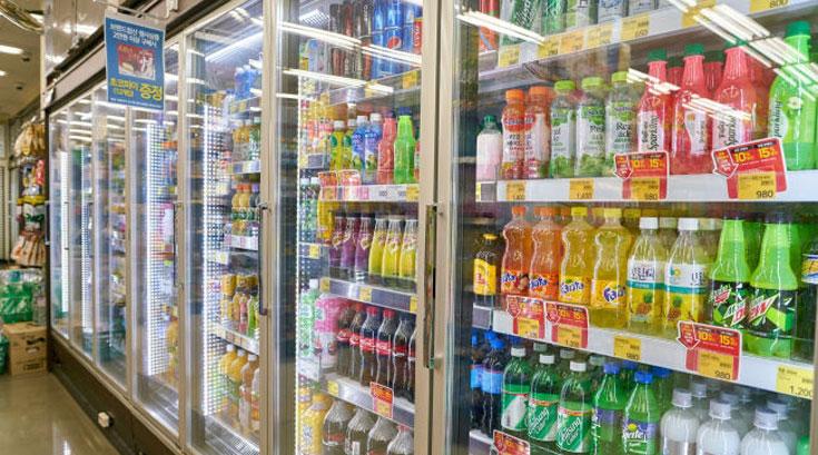 국내 유통 과채음료 절반은 '설탕 범벅'