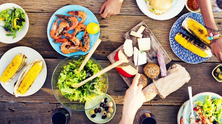 """슈퍼푸드보다 중요한 건 '균형잡힌 식단'…""""다양하게 먹어라"""""""