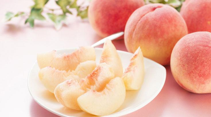 여름에 먹는 제철 식재료 '복숭아·옥수수·열무'