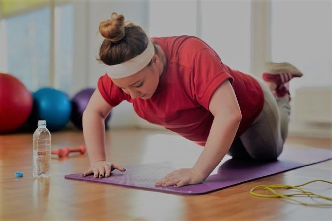 체중 적게 나가는 '마른 비만'도 다이어트 필요