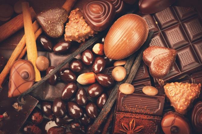 '슈퍼푸드' 초콜릿, 점점 더 건강해진다?