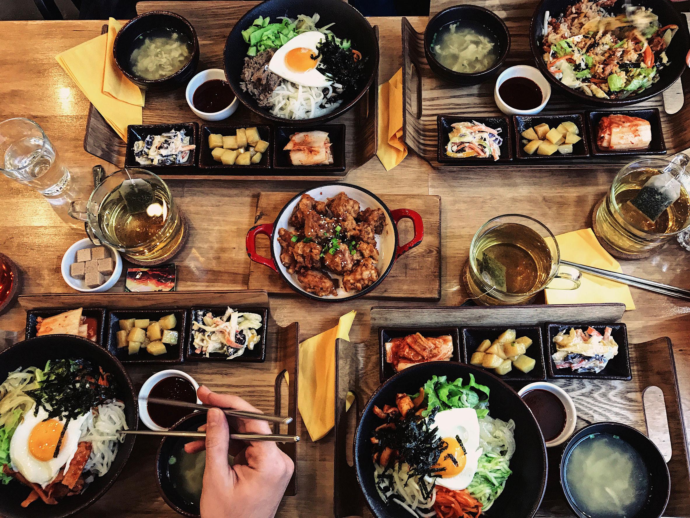 해외에서 '한식 다이어트'가 뜬다...왜?