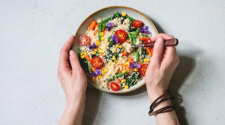 식물성 식단, 우울증도 예방할 수 있을까