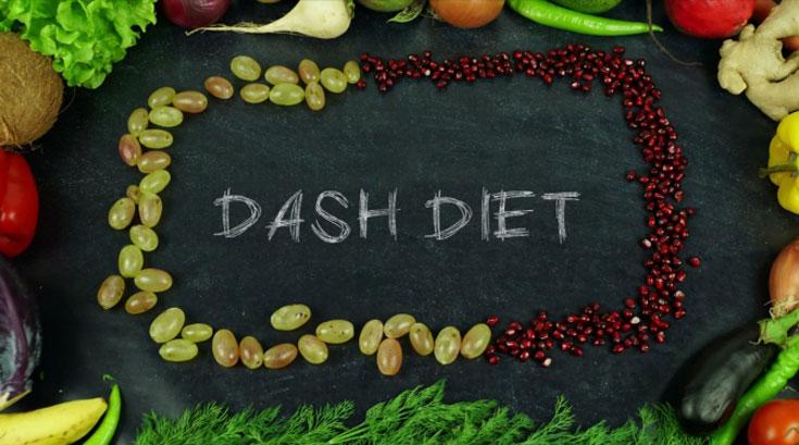 만성질환 예방하는 '원조 건강식' 대시 식단