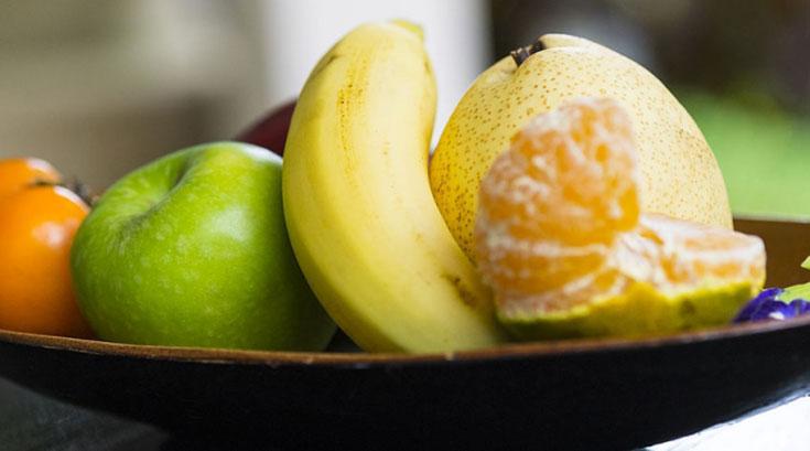 변비엔 바나나·단 감 안될까