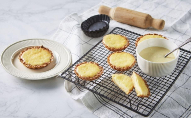 찐 콩과 두부의 재발견 '콩 치즈 타르트'
