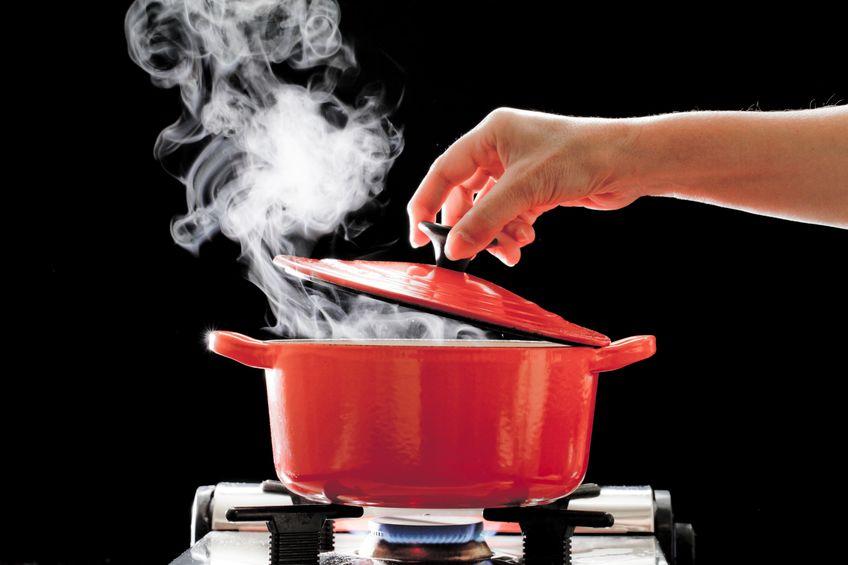 """ANSES """"코로나는 요리 온도에 민감"""""""