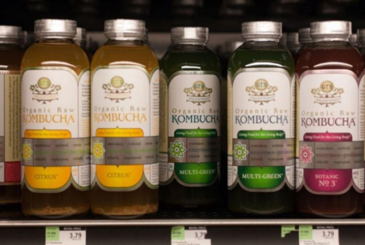 글로벌 음료회사들, 미국내 '콤부차 전쟁'