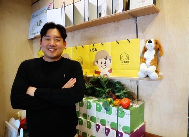 """""""못난이가 더 많은 친환경 농산물, 해결하고 싶었어요""""…박민수 '다정한마켓' 대표"""