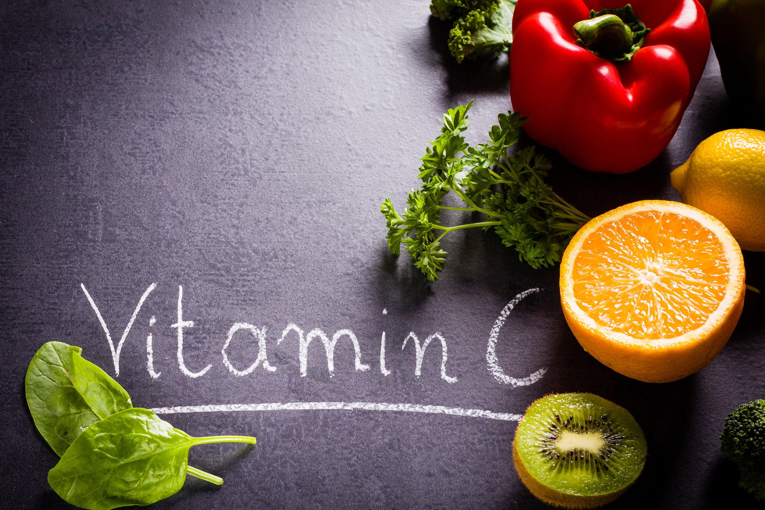 비타민 C, 코로나 예방에 얼마나 중요할까