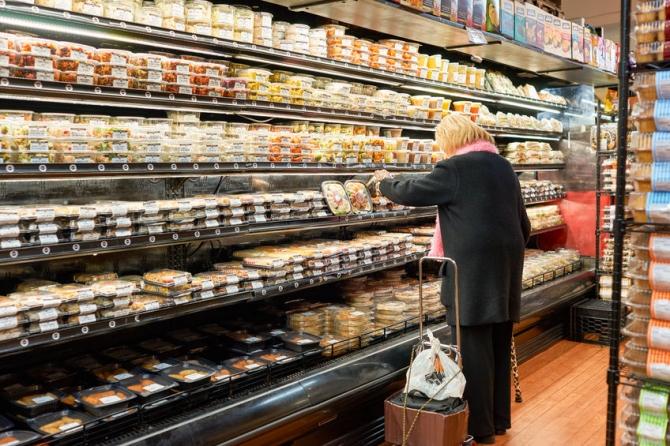 """""""美 식료품 가격, 2011년 이후 가장 큰 폭으로 오를 것"""""""