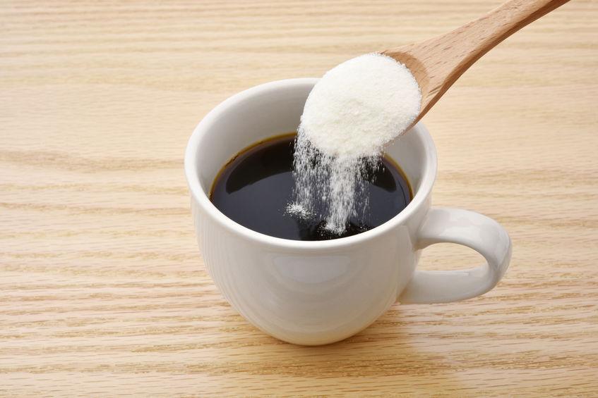 커피에 단백질 파우더 넣으면?