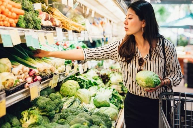"""""""채소·과일 적정량 섭취시. 천식 위험 40%까지 감소"""""""