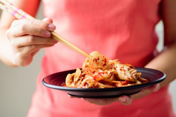'짠 음식' 피하는 다이어트, 김치는 먹어야 할까