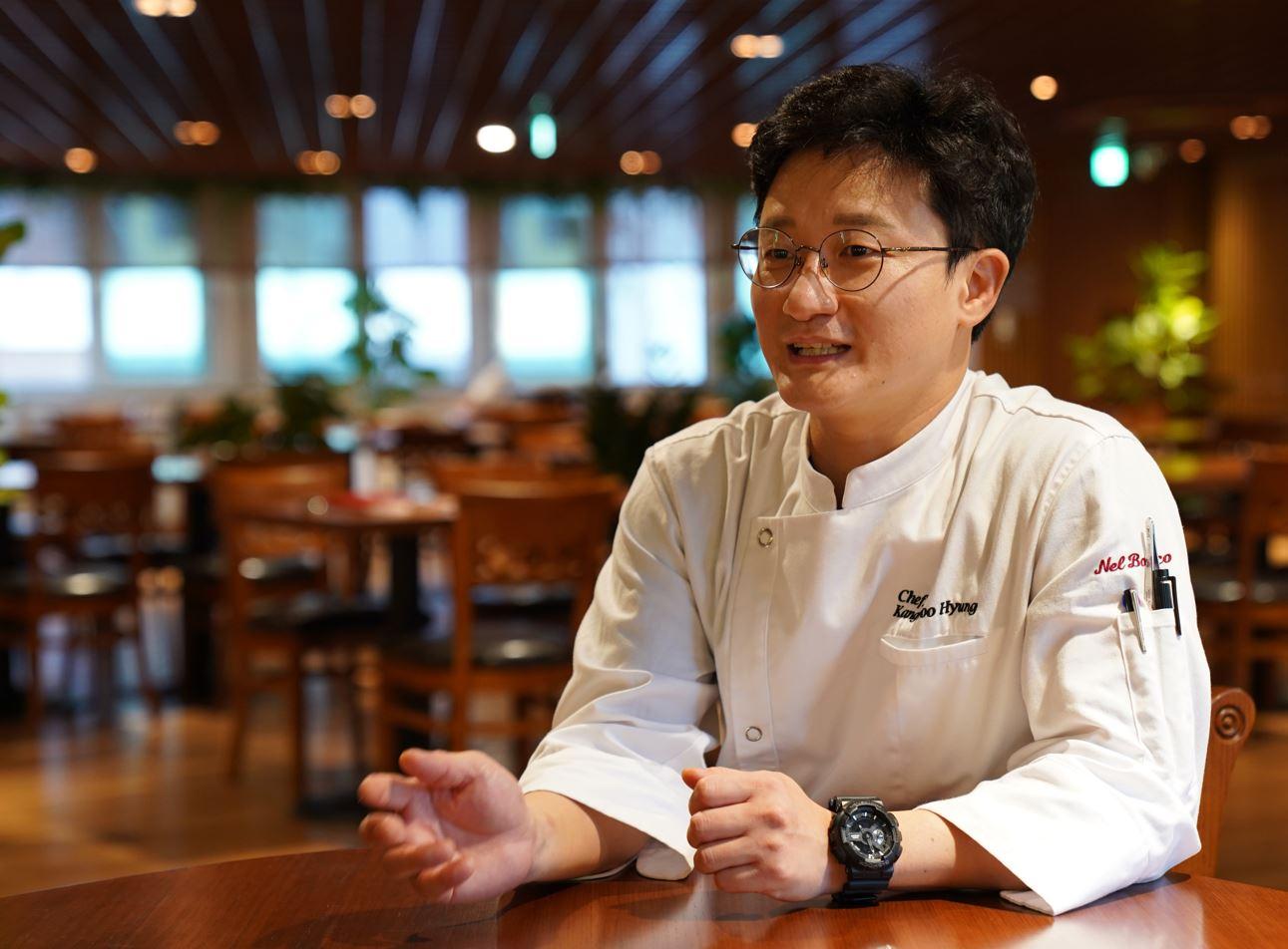 체코의 카페에서 잘 팔리는 한국산 유자차