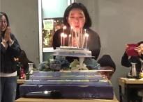 '도깨비' 종방연 공유, 촛불 패러디 '웃음..