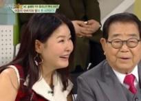 [네티즌의 눈] 유지나 딸 삼은 송해, 실검 등..