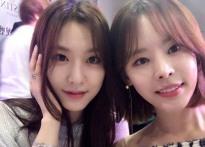 서지혜-구재이, 초밀착 미모 인증샷…얼굴甲 ..