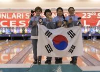 [삼순 데플림픽] 한국 볼링, 8년 만에 재연한..