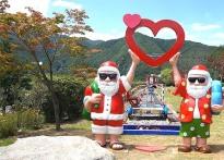 봉화 분천 산타마을 다음달 20일...