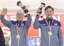 [삼순 데플림픽] 볼링 안성조·서영춘, 남자 ..